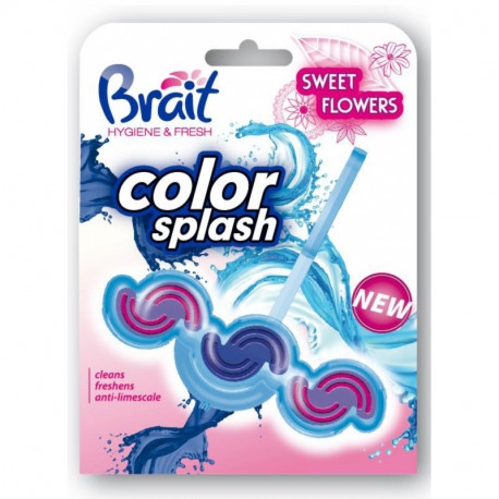 WC blok Brait 45g swet flower