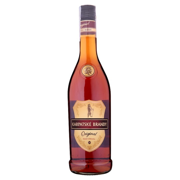 Brandy Karp.36% 0,7L original