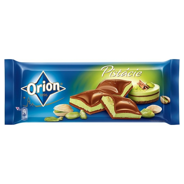 Čok.Orion ml.pistác.n.240g