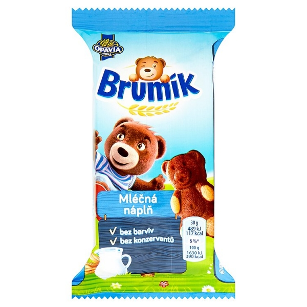 BB Brumík s ml.nápl.30g§*