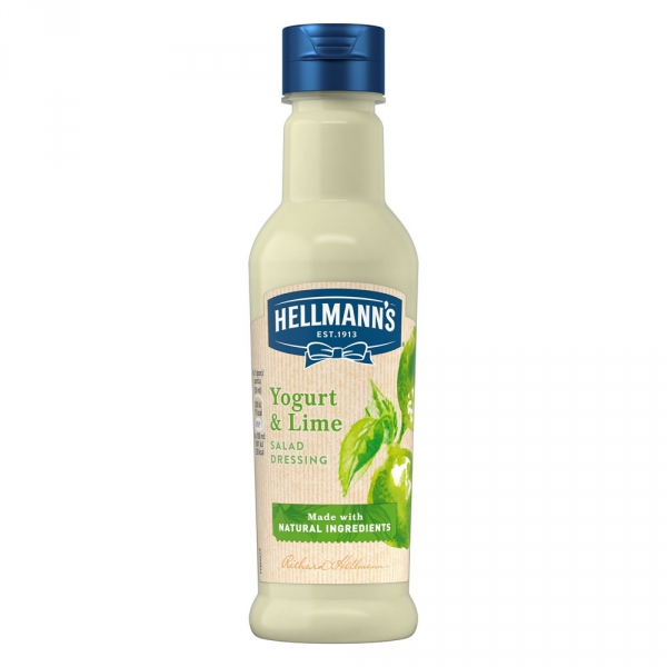 Dress.Jog.limet.210ml Hellmans