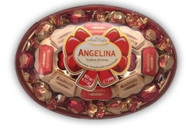 Dez.Angelina mix 260g Maitre